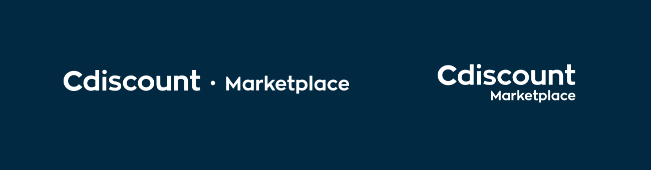 Cdiscount marketplace - Logotype